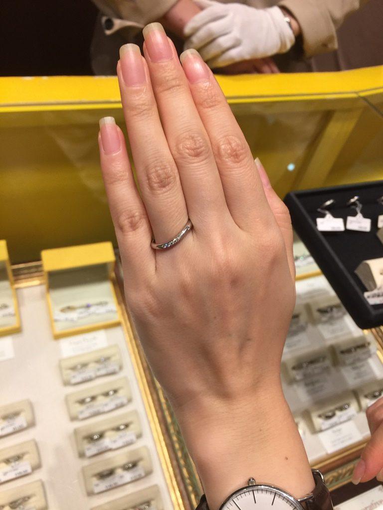 ケイウノ_結婚指輪