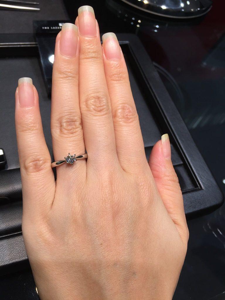 ラザールダイヤモンド_婚約指輪