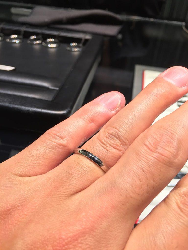 ラザールダイヤモンド_結婚指輪