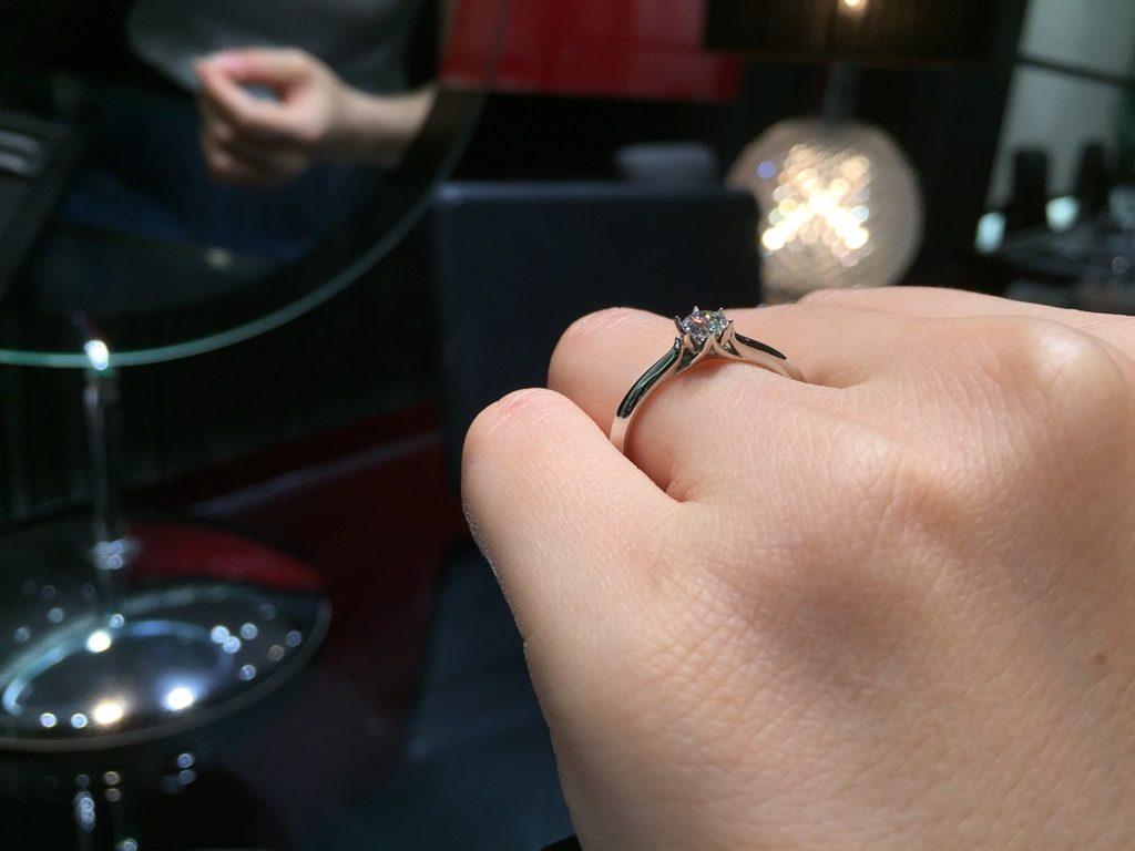 ラザールダイヤモンド_婚約指輪5