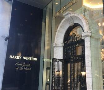 ハリーウィンストン_店舗画像
