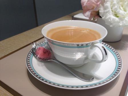 ティファニーコーヒーカップ