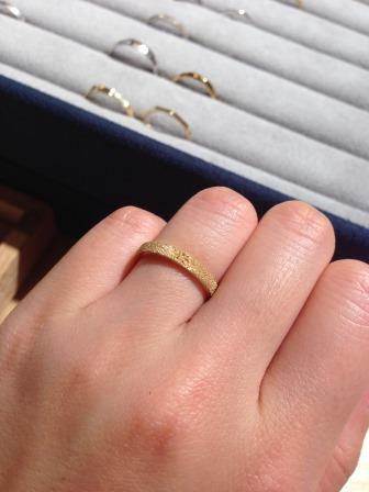 結婚指輪_スターダスト