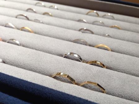 イズマリッジ_結婚指輪