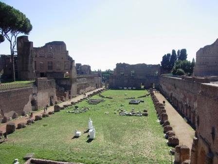 ローマ 新婚旅行