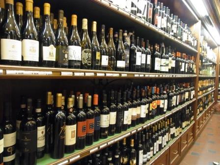 ワイン フィレンツェ