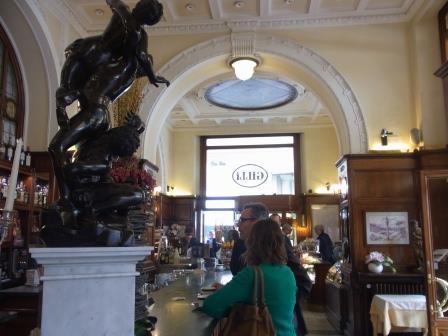 フィレンツェ カフェ