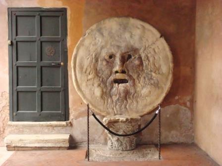 ローマ ハネムーン