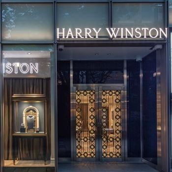 ハリーウィンストン表参道店