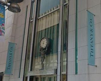 ティファニー新宿店