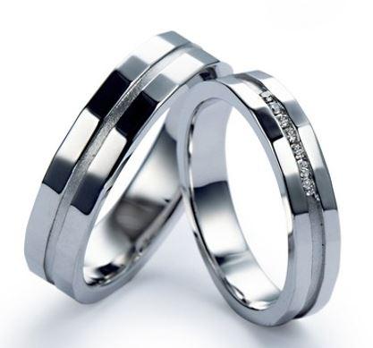 結婚指輪 幅広